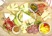 Wine Country Cheese & Charcuterie Board
